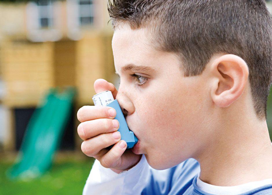 ¿Qué es el asma infantil?